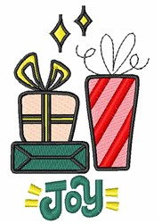 Joy Gifts embroidery design
