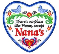 Except Nanas embroidery design