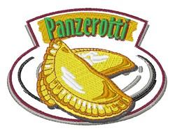 Panzerotti embroidery design