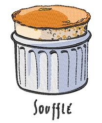 Souffle embroidery design