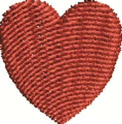 Little Heart embroidery design