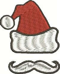Santas Hat embroidery design