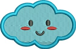 Baby Cloud embroidery design