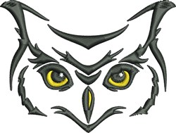 Hoot Hoot embroidery design