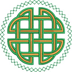 Celtic Knot embroidery design