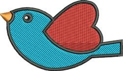 Love Bird embroidery design
