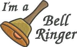 Bell Ringer embroidery design