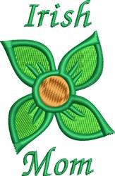 Irish Flower embroidery design