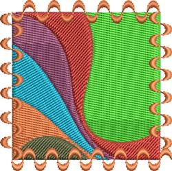 Square Decoration embroidery design