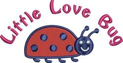 Little Love Bug embroidery design