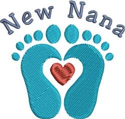 New Nana embroidery design