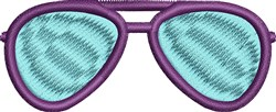 Summer Shades embroidery design