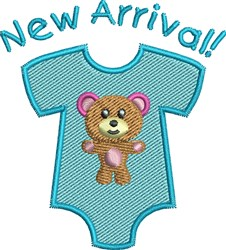 New Arrival Shirt embroidery design