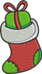 Christmas Stocking embroidery design