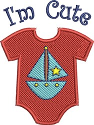Baby Clothes 3 embroidery design