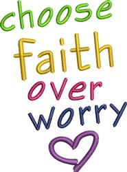 Faith Design embroidery design
