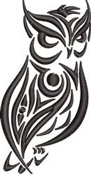 Owl Design embroidery design