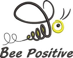 Bee Design embroidery design