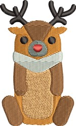 Little Deer embroidery design