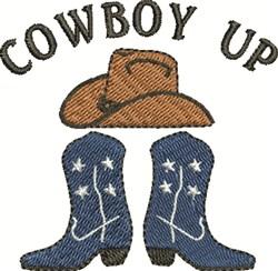 5a2434af79d Cowboy Hat   Boots Embroidery Designs