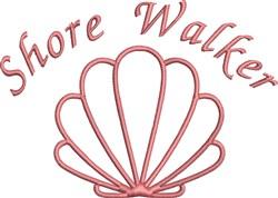 Shore Walker embroidery design