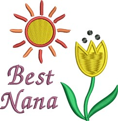 Best Nana embroidery design