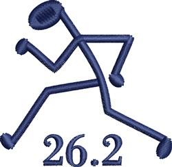 26.2  Stick Figure embroidery design