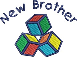 New Brother embroidery design