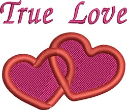 Valentines Day Hearts embroidery design