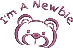 A Newbie embroidery design