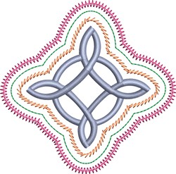 Loop Embellishment embroidery design