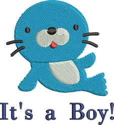 Its A Boy embroidery design
