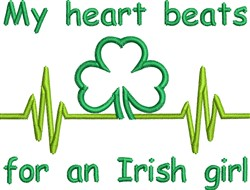 For Irish Girl embroidery design