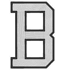 College Block B embroidery design
