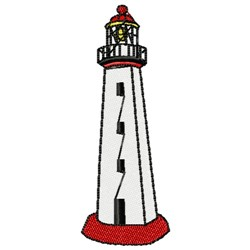 Lighthouse 3 embroidery design