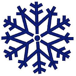 Snowflake3 embroidery design