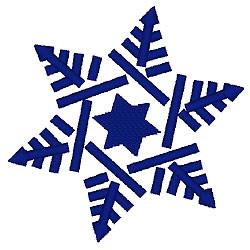 Snowflake4 embroidery design