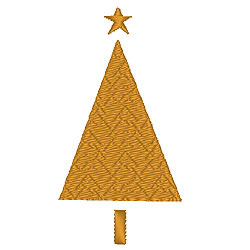 Tree3 embroidery design