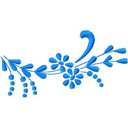 Floral Embroidery embroidery design