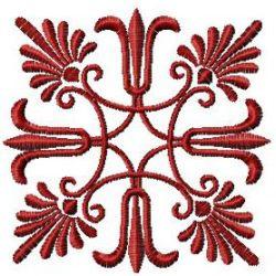 Square Embellishment embroidery design