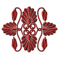 Victorian Embellishment embroidery design