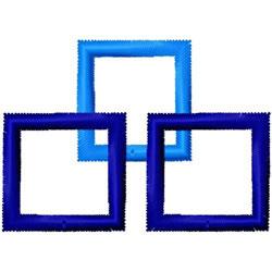 Geometric Border embroidery design