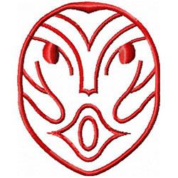 Etno Mask 2 embroidery design