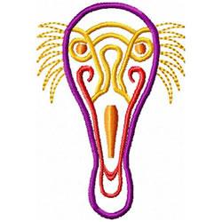 Etno Mask 3 embroidery design