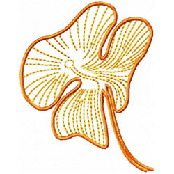 Flower 4 embroidery design