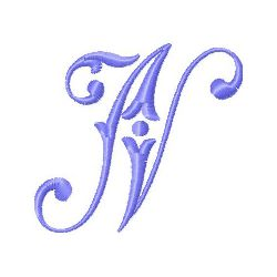 Monograms29\MON029N embroidery design