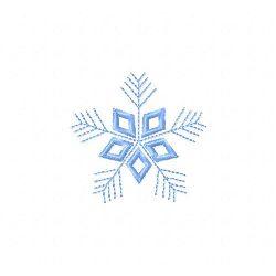 Snowflake 2 embroidery design