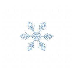 Snowflake 7 embroidery design