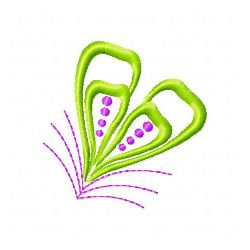 Abstract Design 4 embroidery design