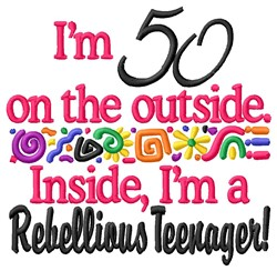50 Teenager embroidery design
